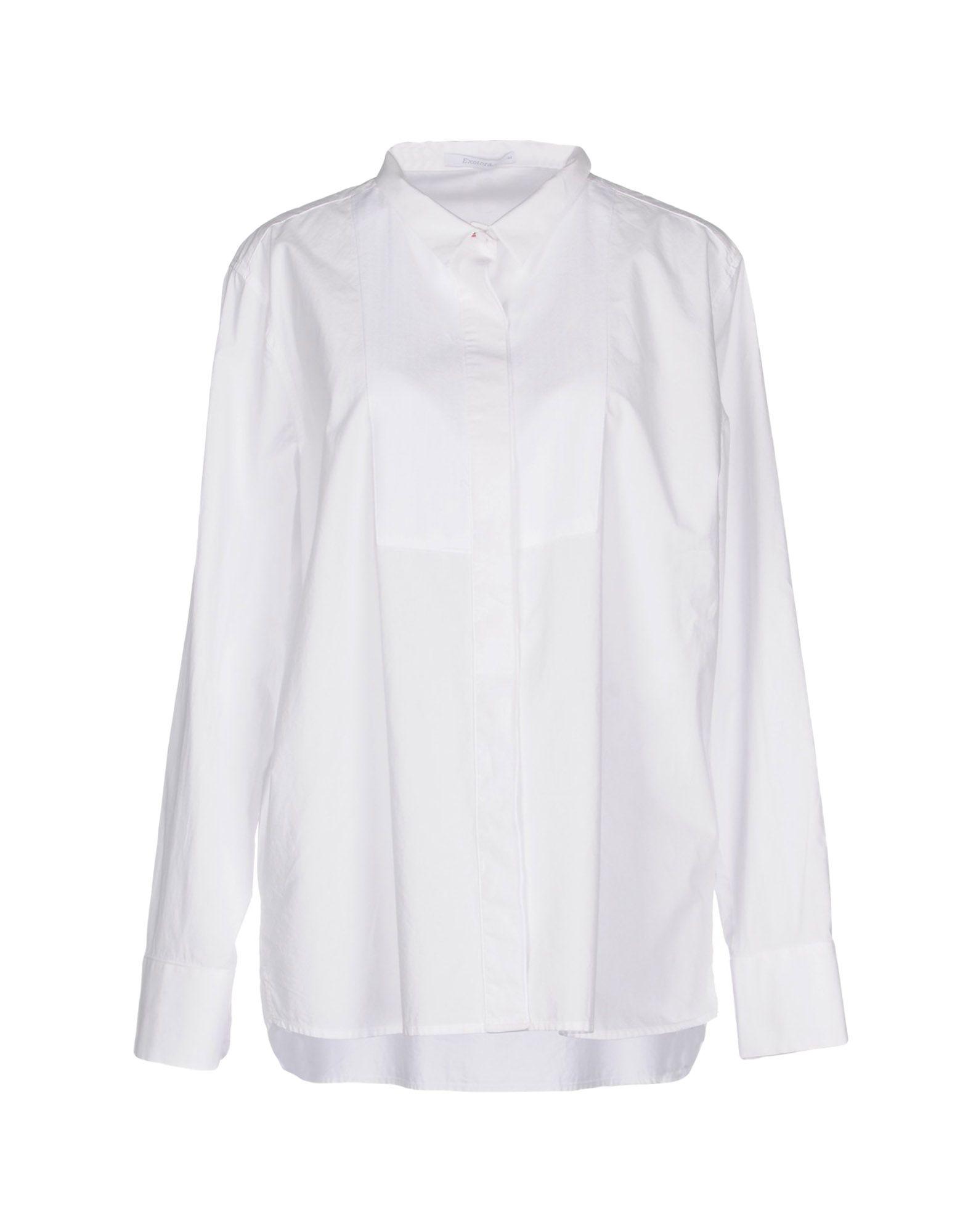 EXETERA Pубашка цены онлайн