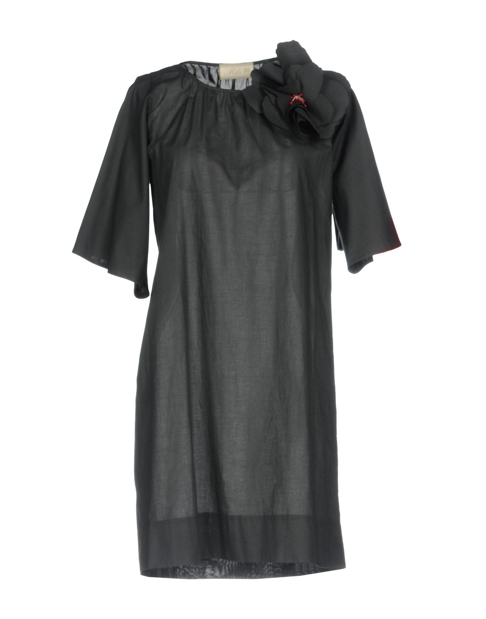 цена MILLE 968 Короткое платье онлайн в 2017 году