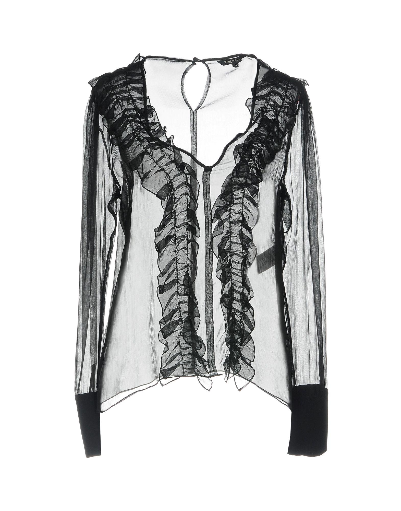 Фото - TARA JARMON Блузка tara jarmon шелковая блузка с принтом