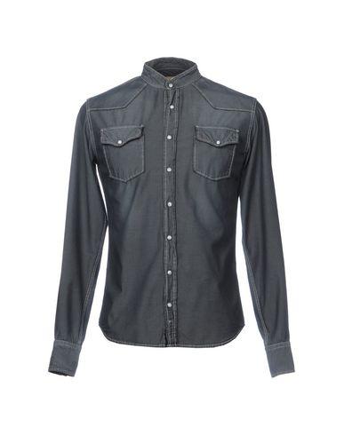 Джинсовая рубашка от (#) 65