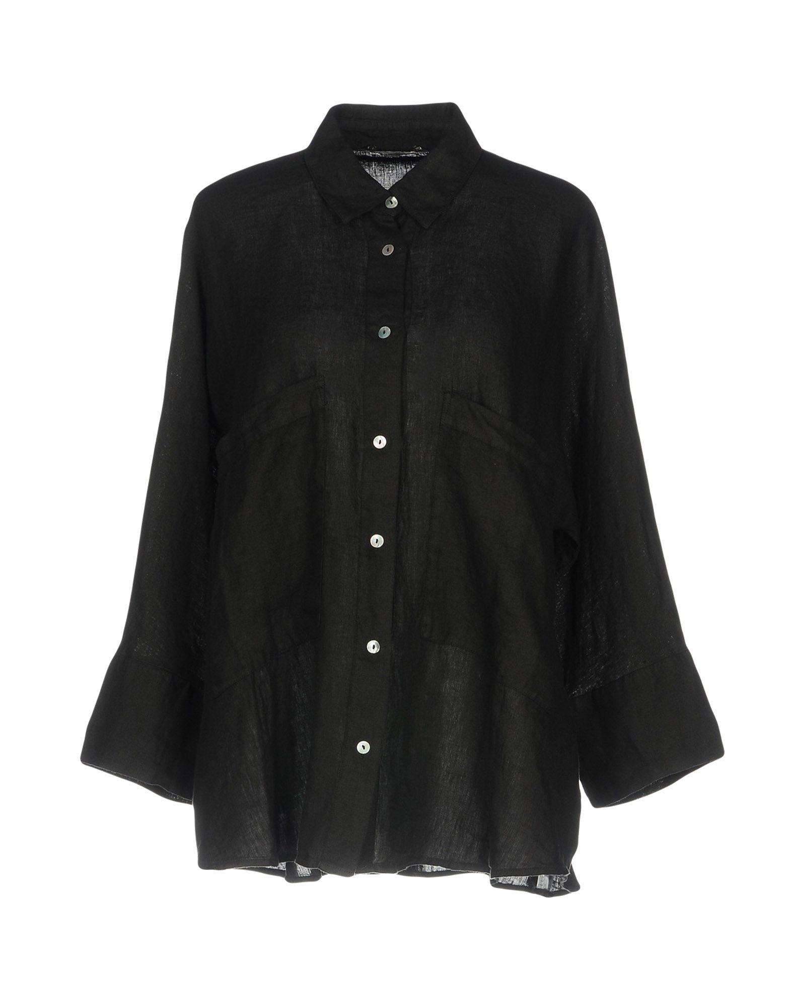 レディース NOVEMB3R シャツ ブラック