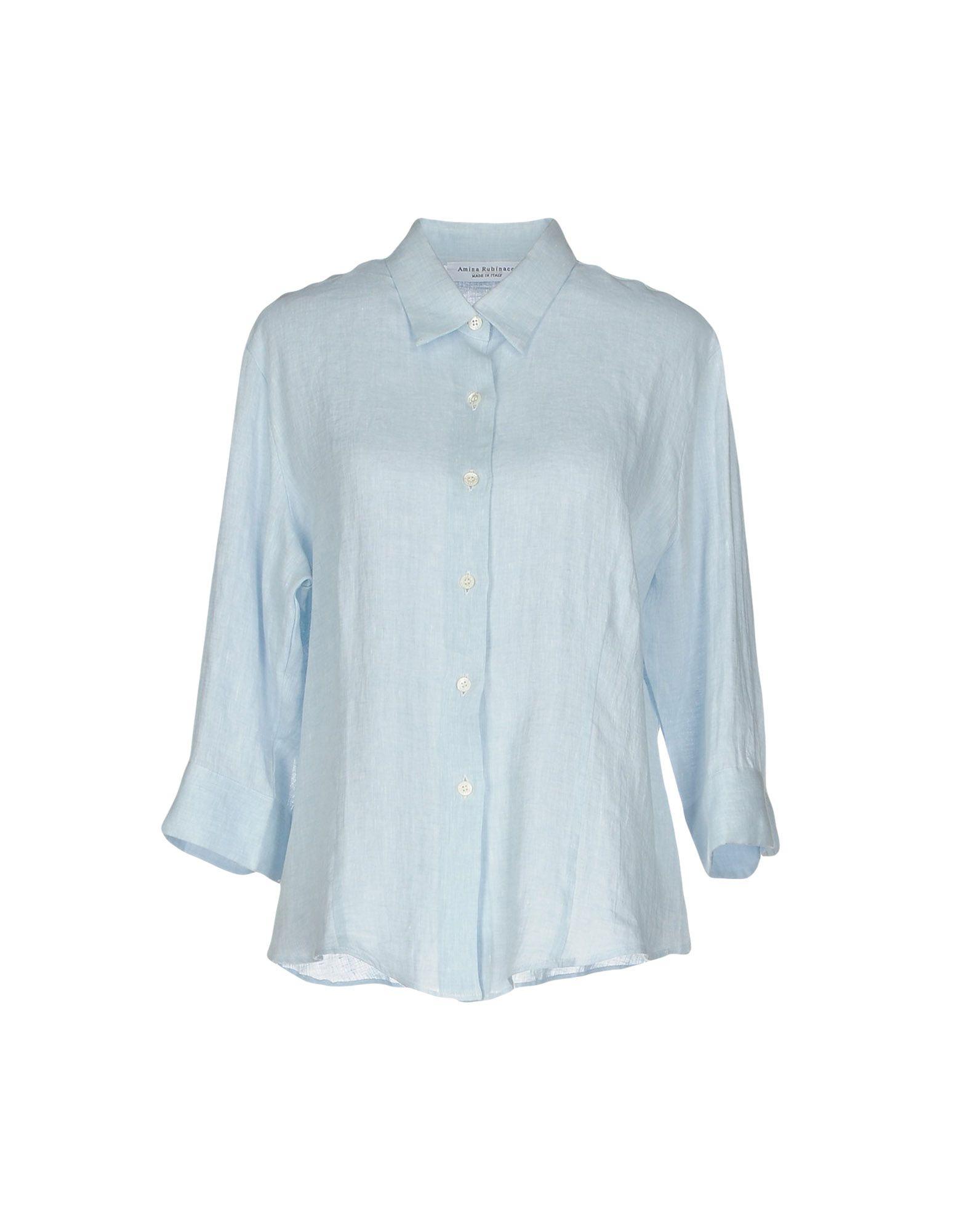 где купить  AMINA RUBINACCI Pубашка  по лучшей цене