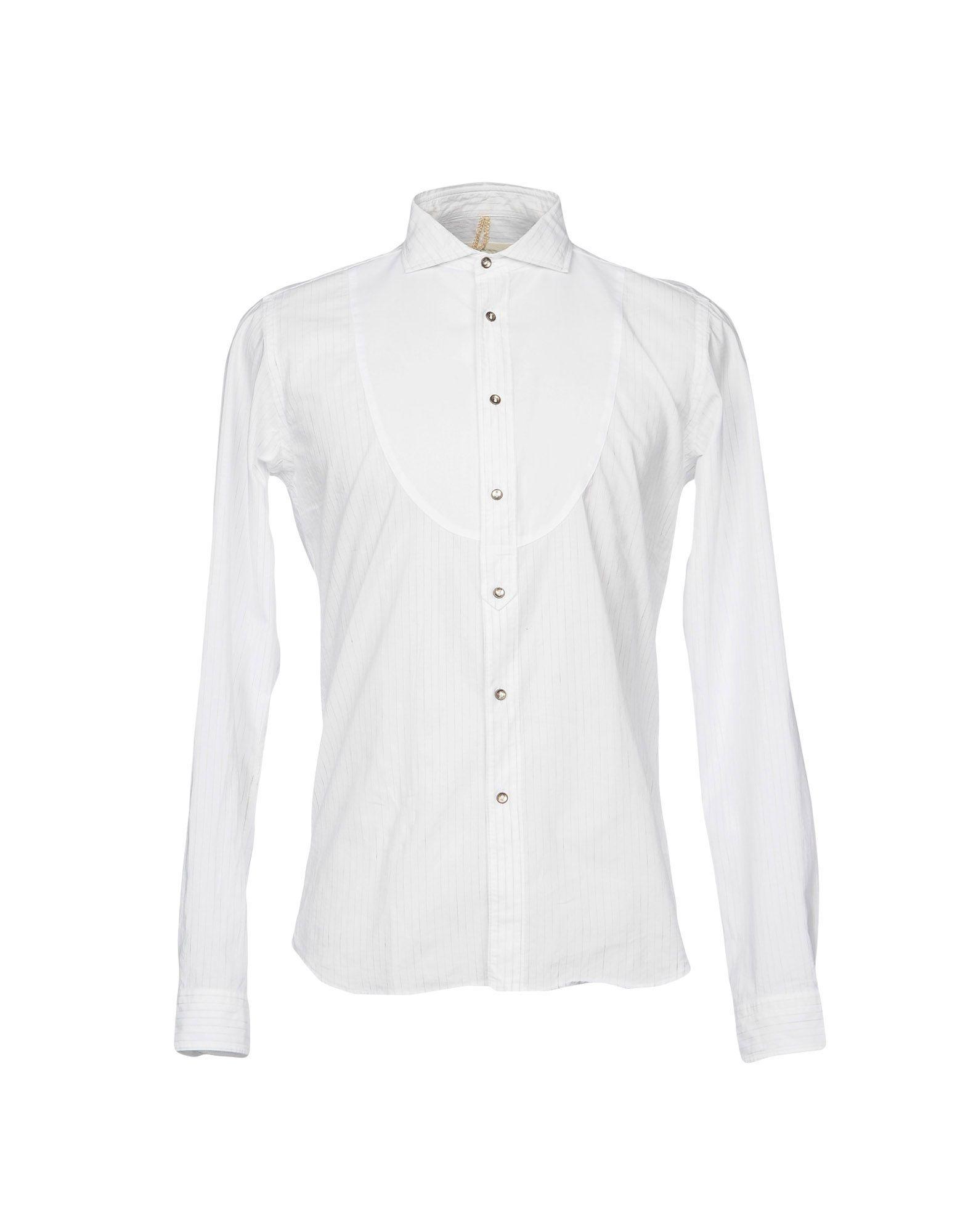 MICHAEL COAL Pубашка delusion pубашка