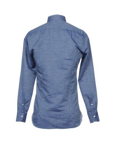 Фото 2 - Pубашка грифельно-синего цвета