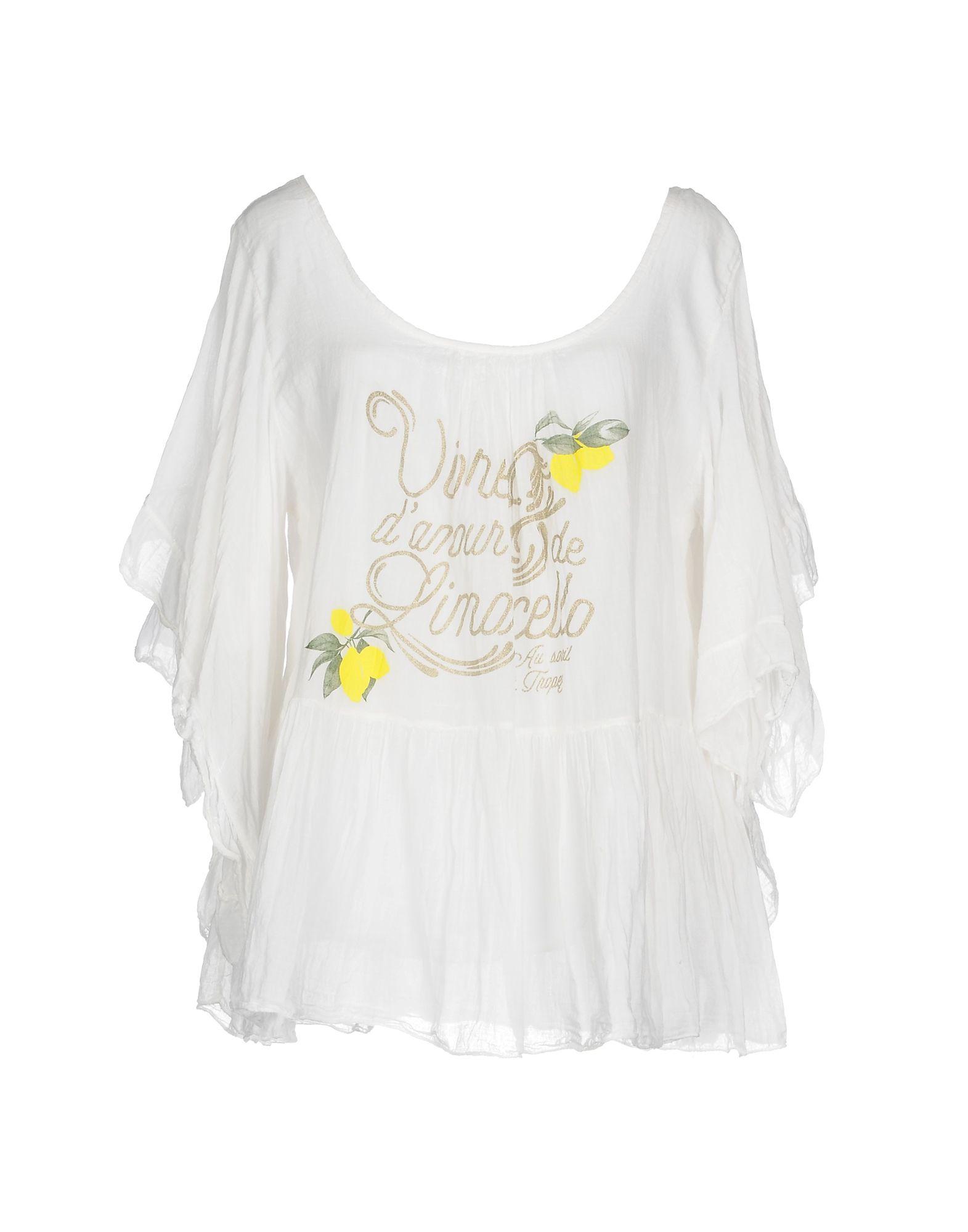 AU SOLEIL DE SAINT TROPEZ Блузка au soleil de saint tropez блузка
