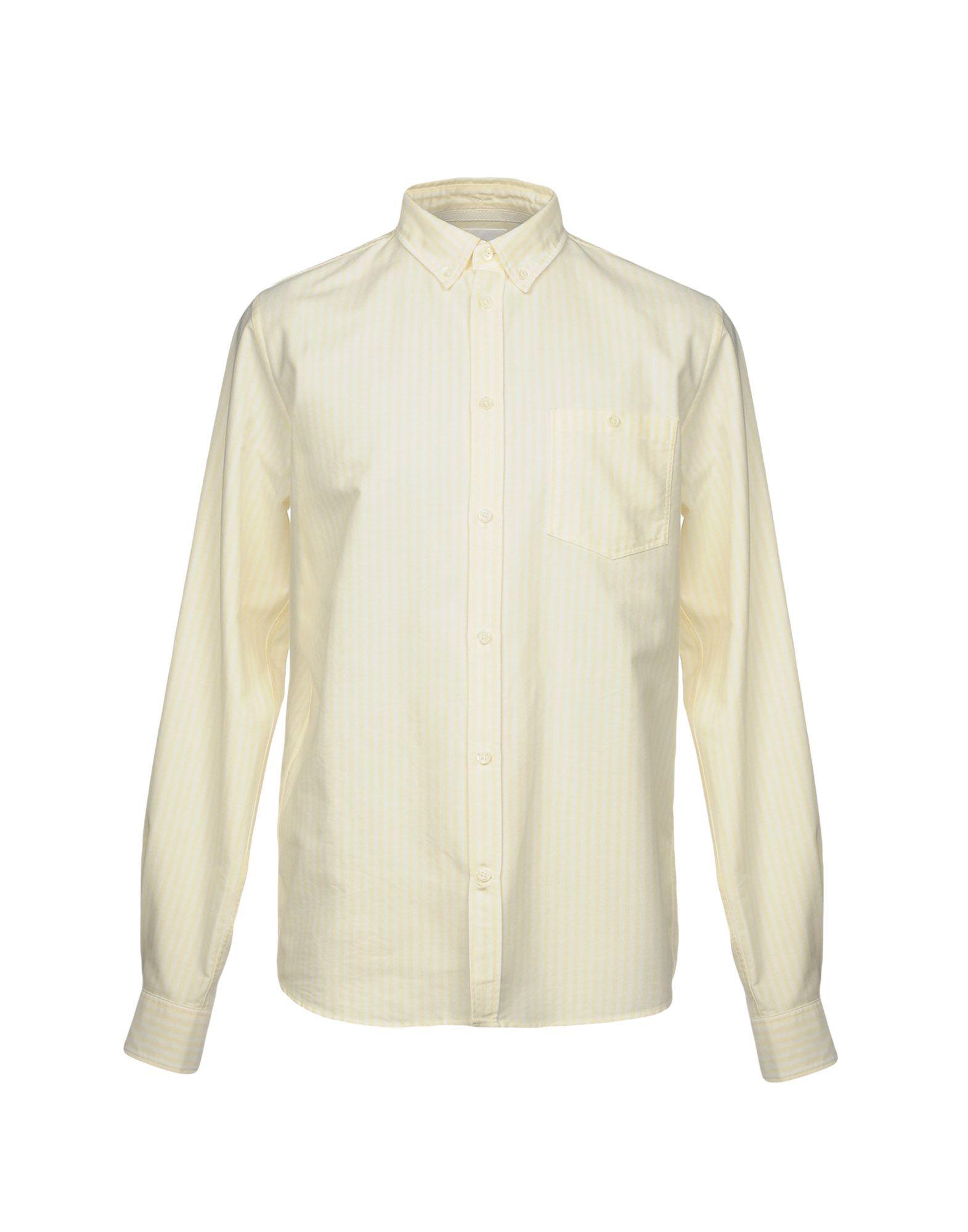 где купить NORSE PROJECTS Pубашка по лучшей цене