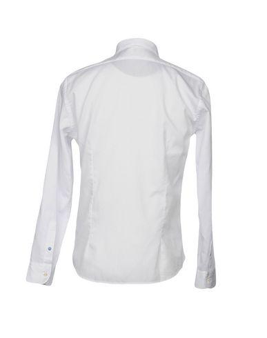 Фото 2 - Pубашка от DOUBLE EIGHT белого цвета