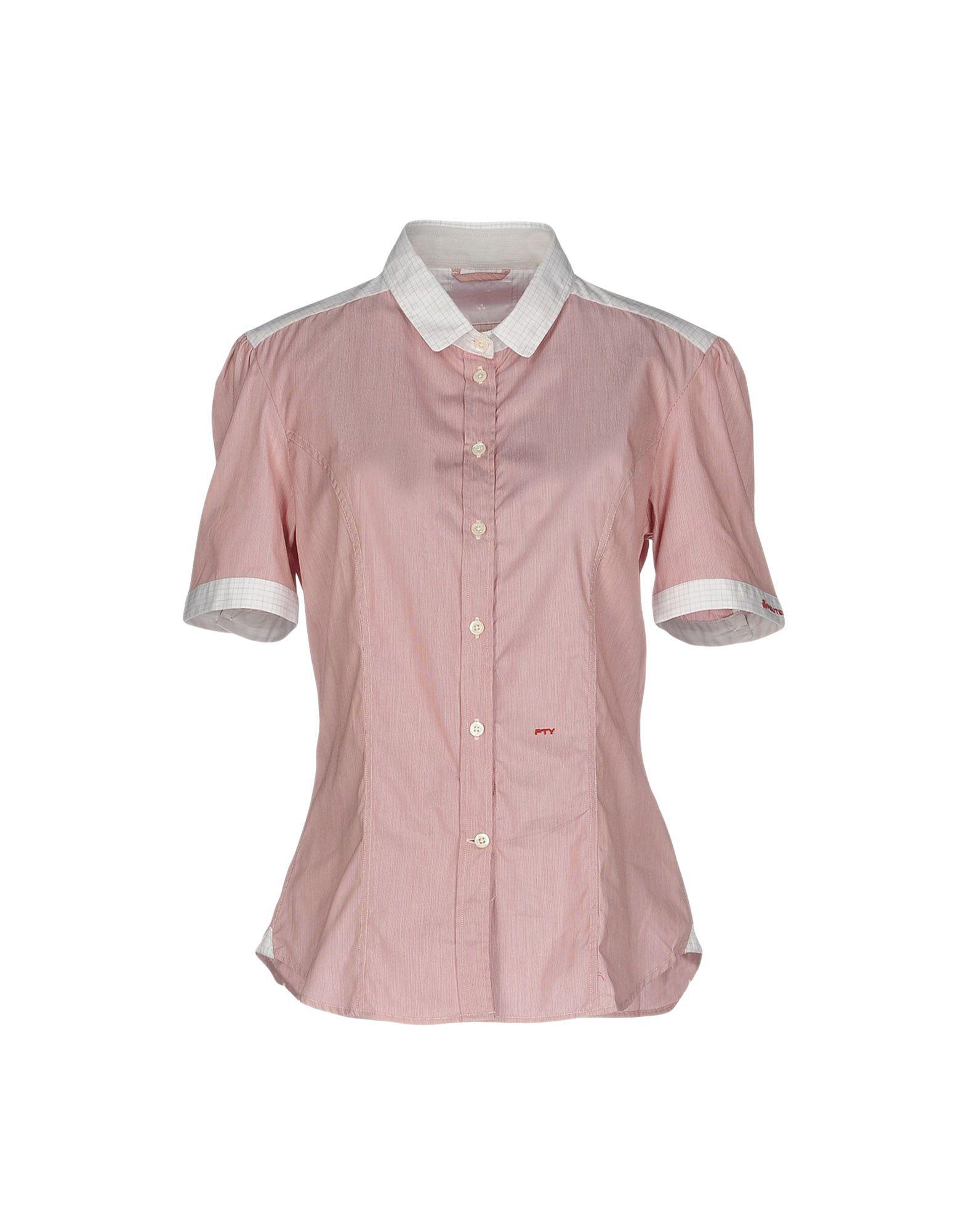 PEUTEREY Pубашка peuterey короткое платье