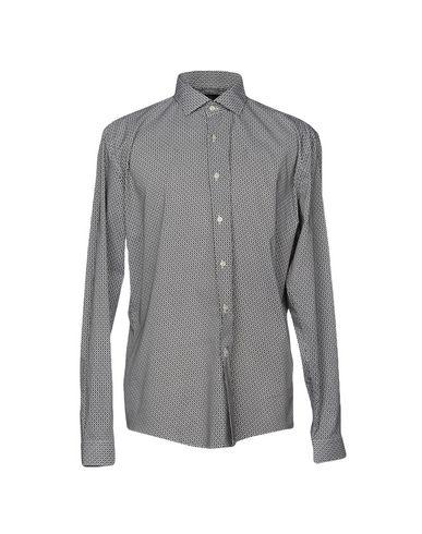 Фото - Pубашка от LIU •JO MAN черного цвета