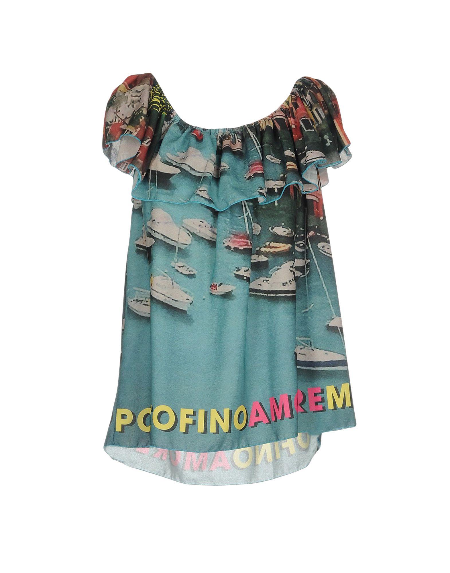 AU SOLEIL DE SAINT TROPEZ Блузка au soleil de saint tropez короткое платье