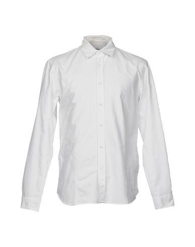 Фото - Pубашка от EDWIN белого цвета