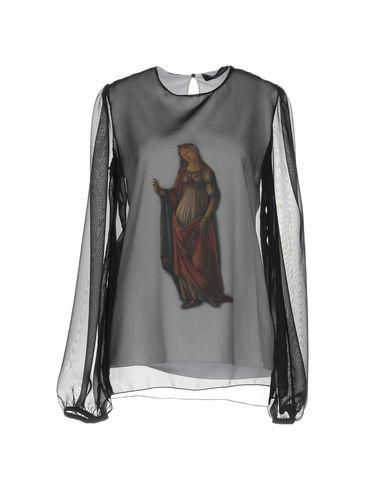 Фото - Женскую блузку NORA BARTH черного цвета