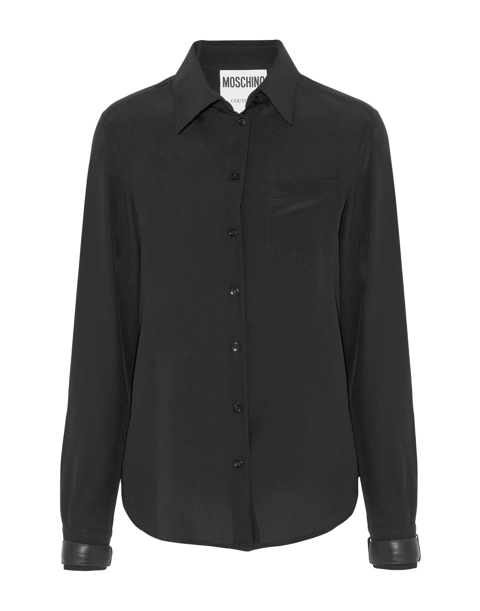 MOSCHINO Pубашка кожаные ремешки для мужских часов ориент