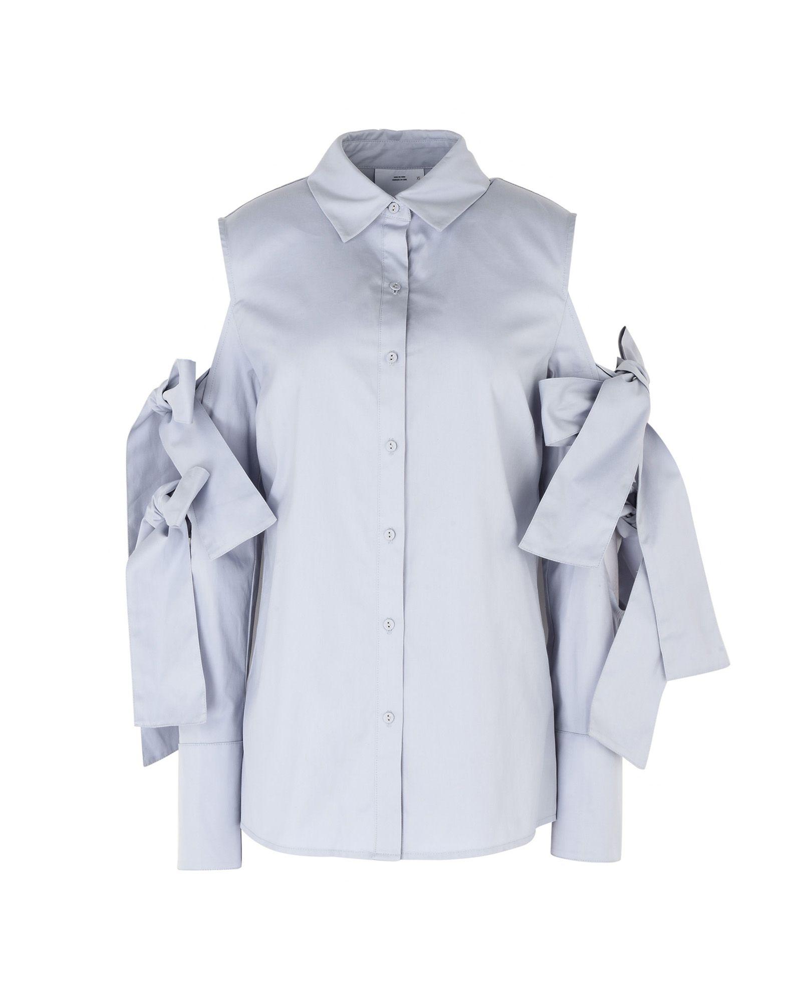 C/MEO COLLECTIVE Pубашка цена