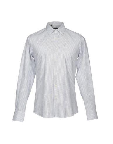 ALESSANDRO DELL'ACQUA メンズ シャツ ブルー 39 コットン 100%