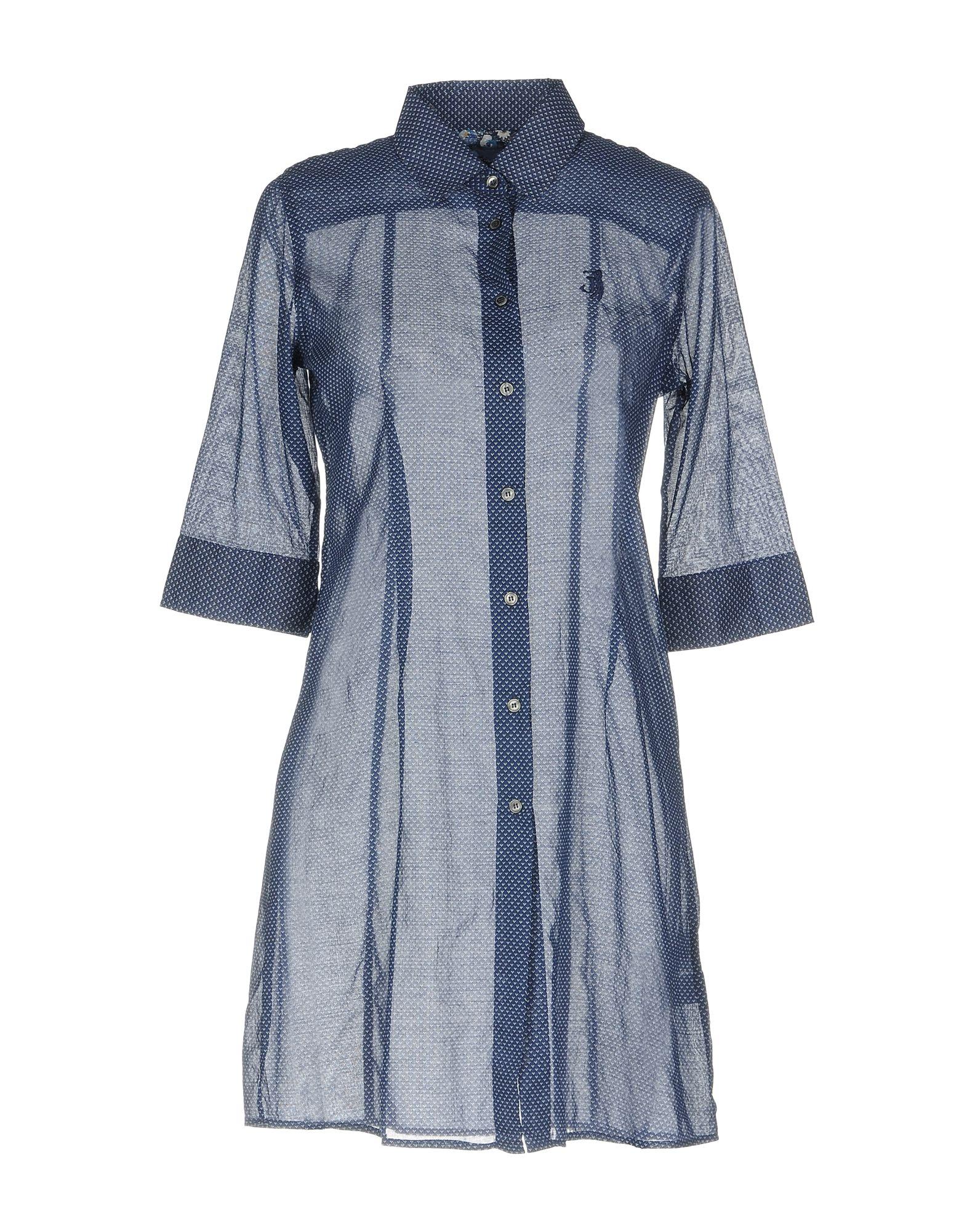 JECKERSON Pубашка jeckerson короткое платье