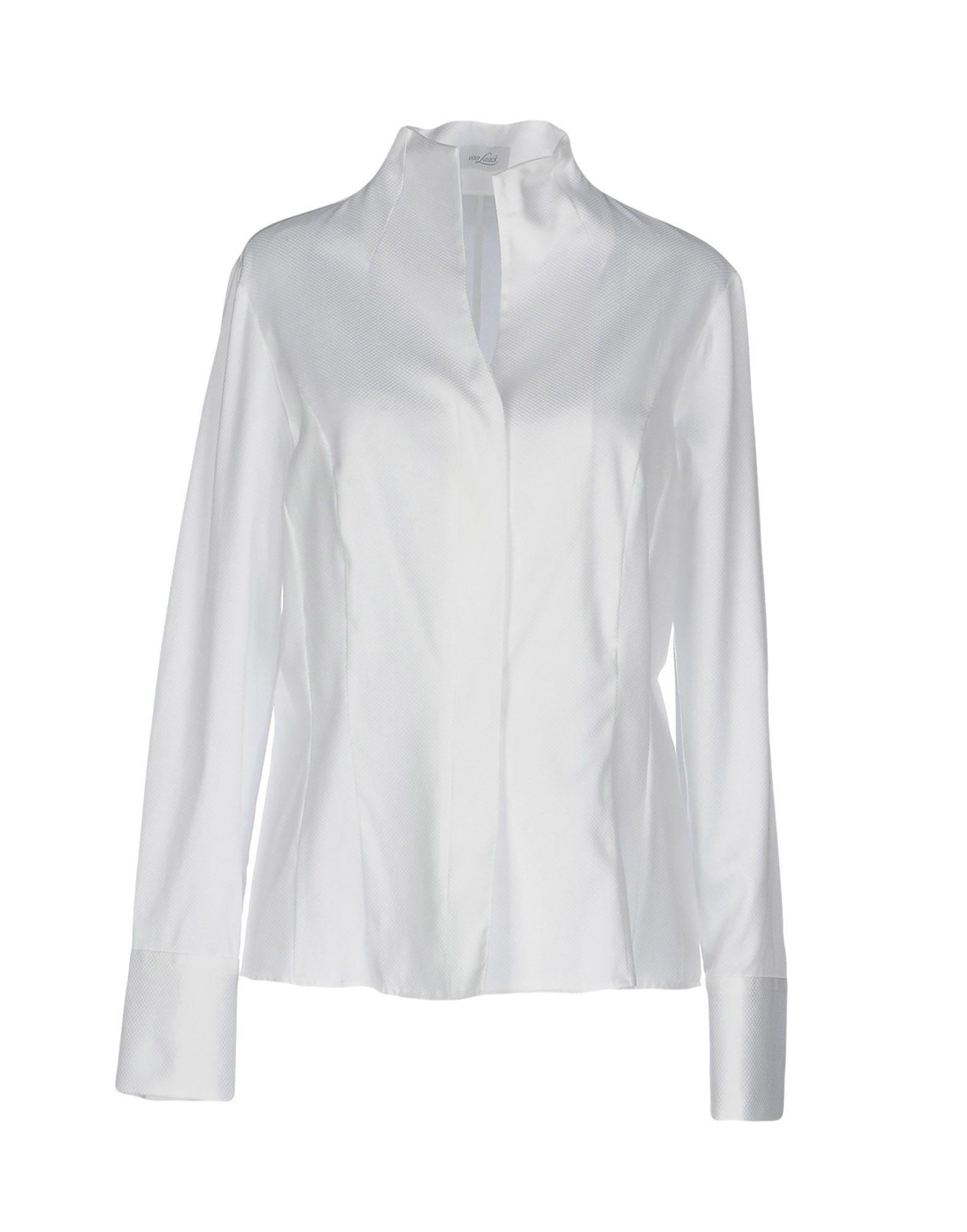 VAN LAACK Pубашка van laack блузка