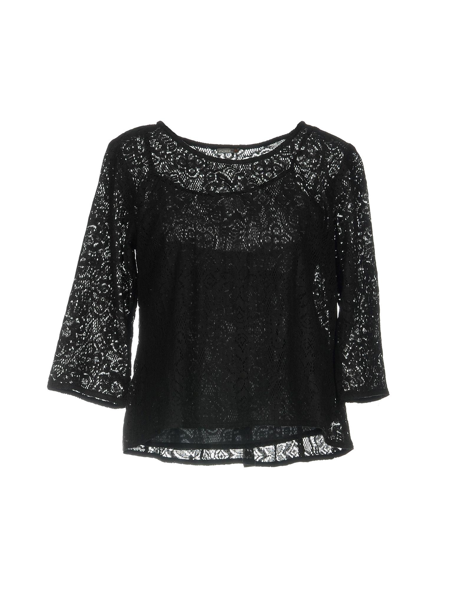 MATTA Blouse in Black