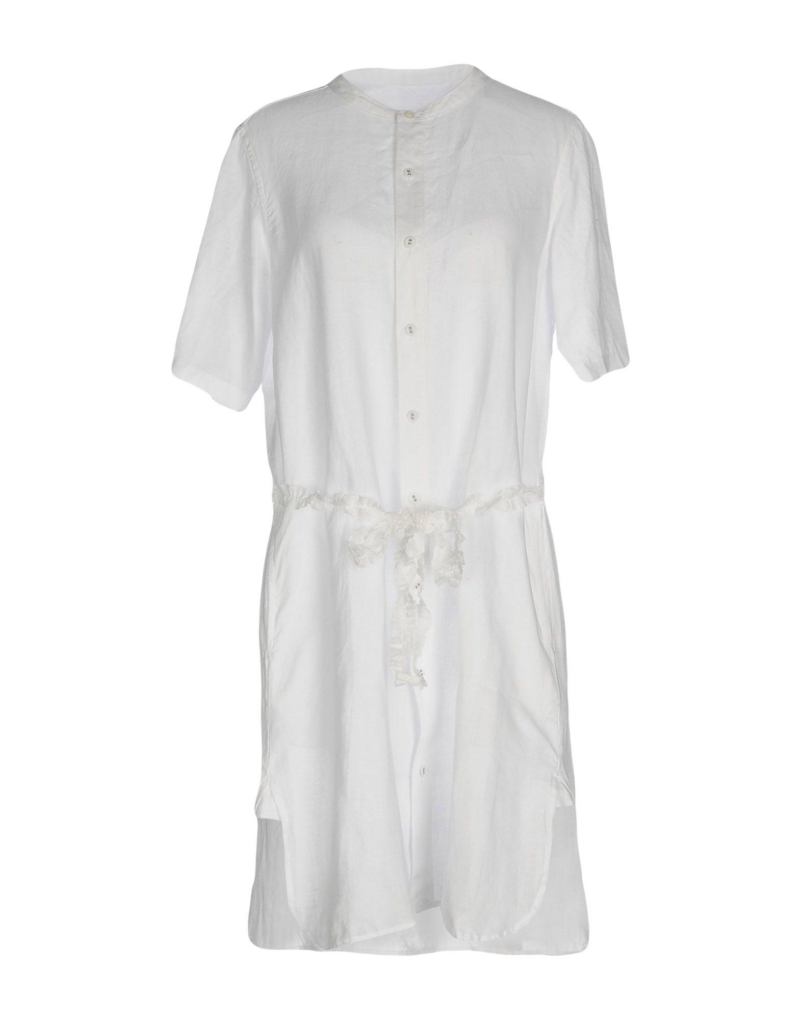 VLAS BLOMME Платье до колена цена 2017