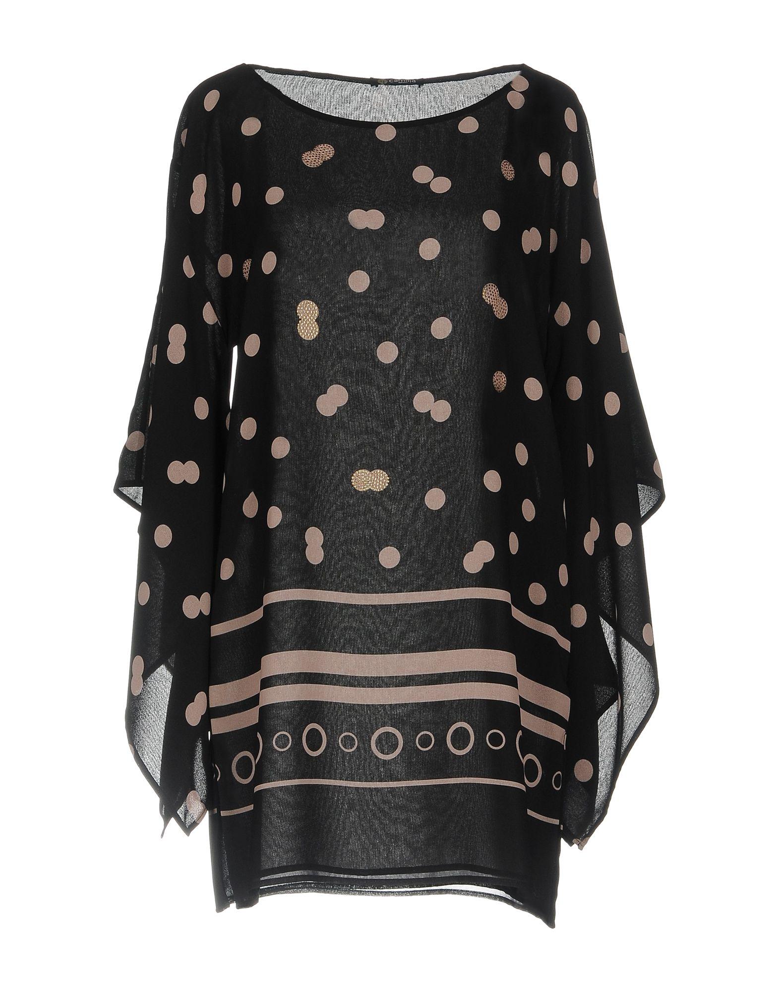 CAMILLA Milano Блузка блуза xs milano блузы в горошек