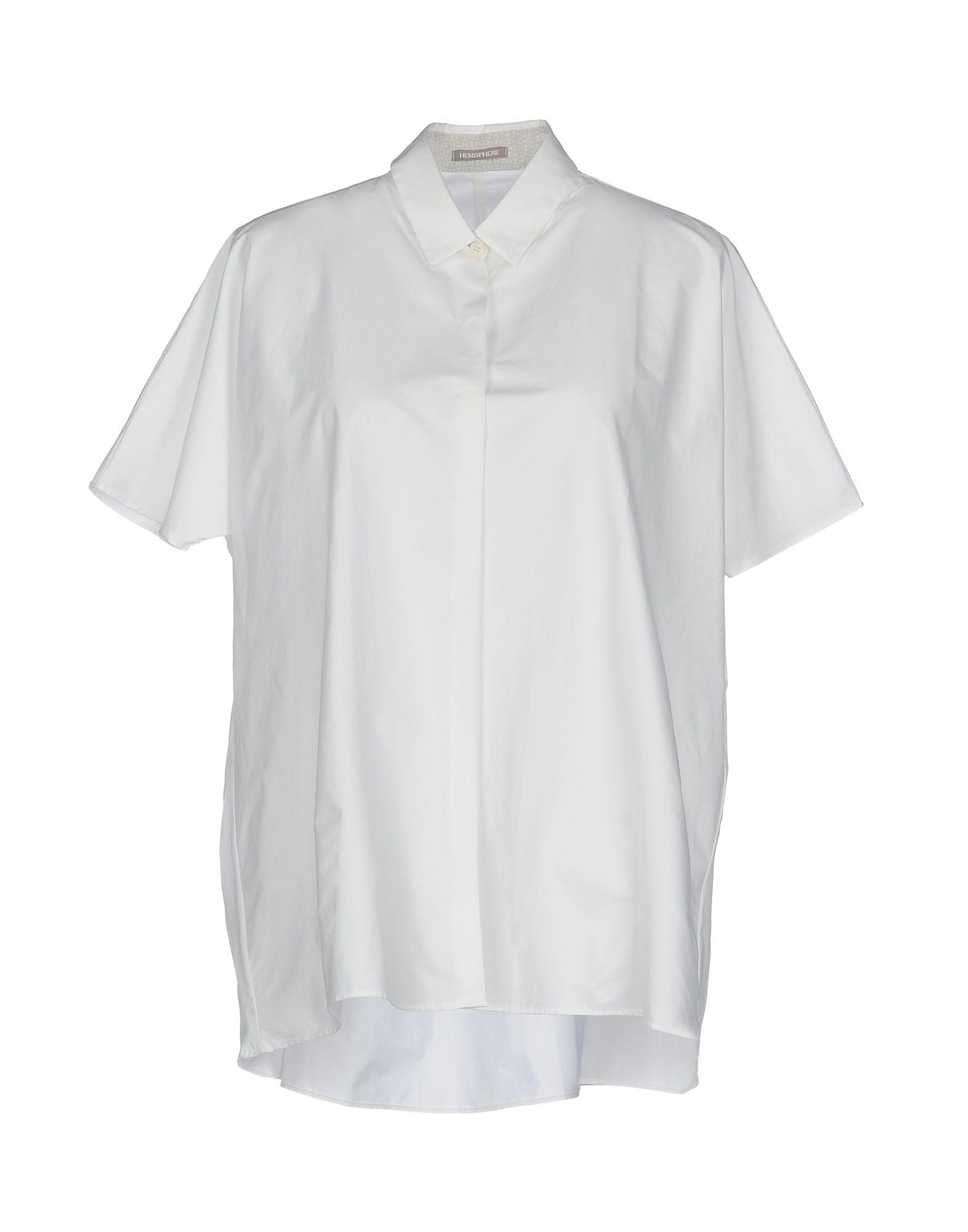 HEMISPHERE Pубашка delusion pубашка
