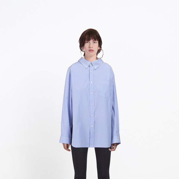 Swing Collar Shirt