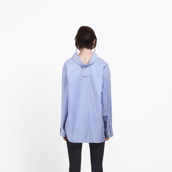 BALENCIAGA shirts D Swing Collar Shirt h