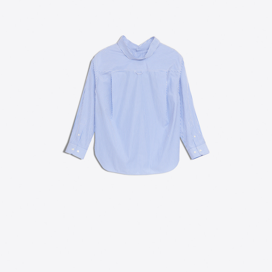 BALENCIAGA Swing Collar Shirt shirts D d