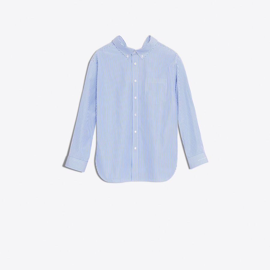 BALENCIAGA Swing Collar Shirt shirts D f