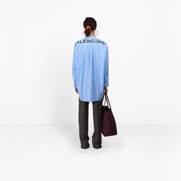 BALENCIAGA shirts Woman New Swing Shirt h