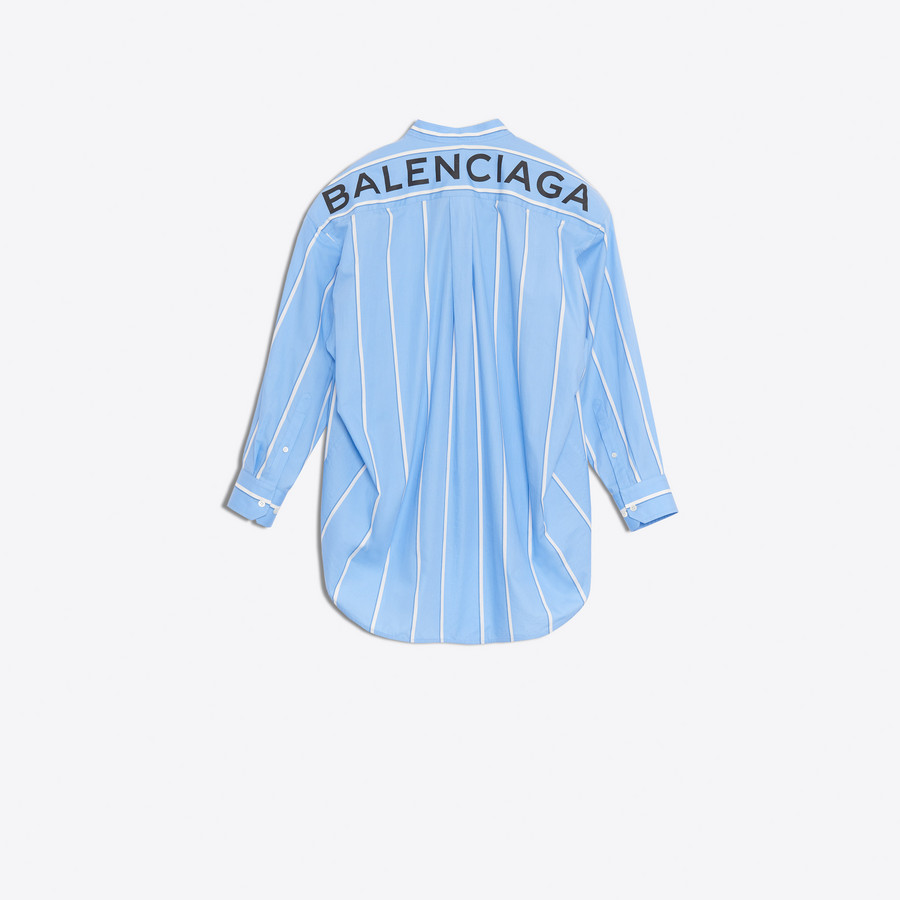 BALENCIAGA New Swing Shirt shirts Woman d