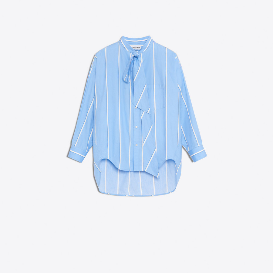 BALENCIAGA New Swing Shirt shirts Woman f