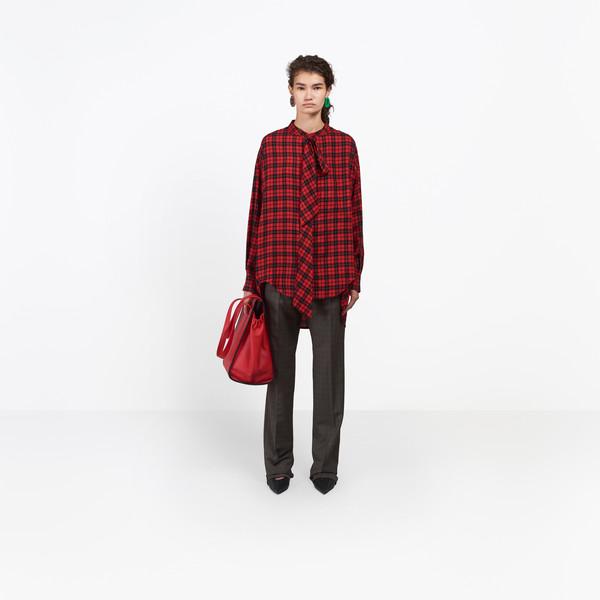 BALENCIAGA shirts Woman New Swing Shirt g