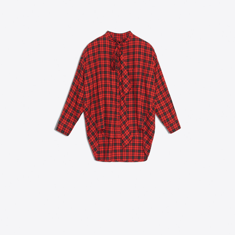 BALENCIAGA New Swing Shirt shirts Woman f