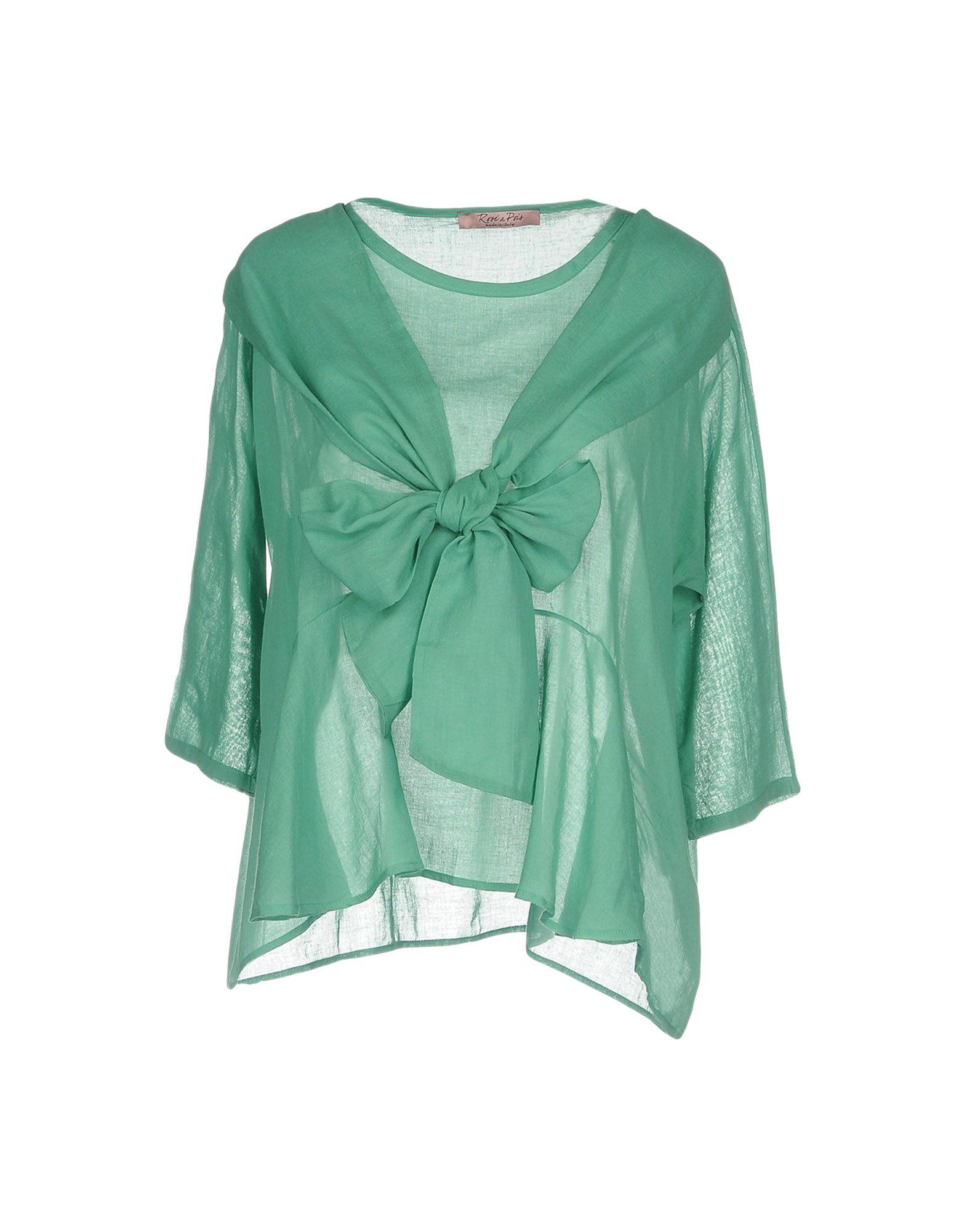 ROSE' A POIS Блузка pois блузка