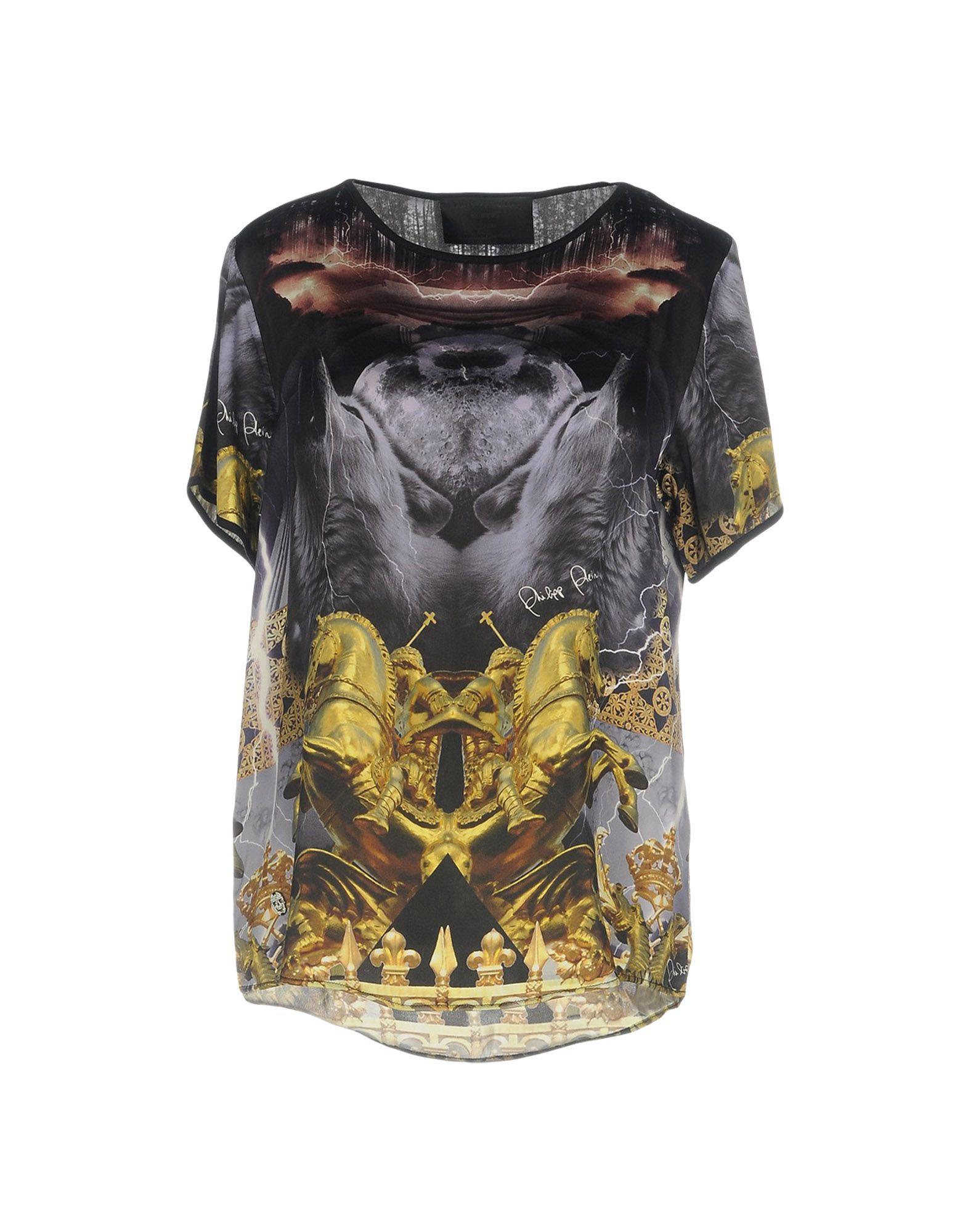PHILIPP PLEIN Блузка футболка via montenapoleone philipp plein
