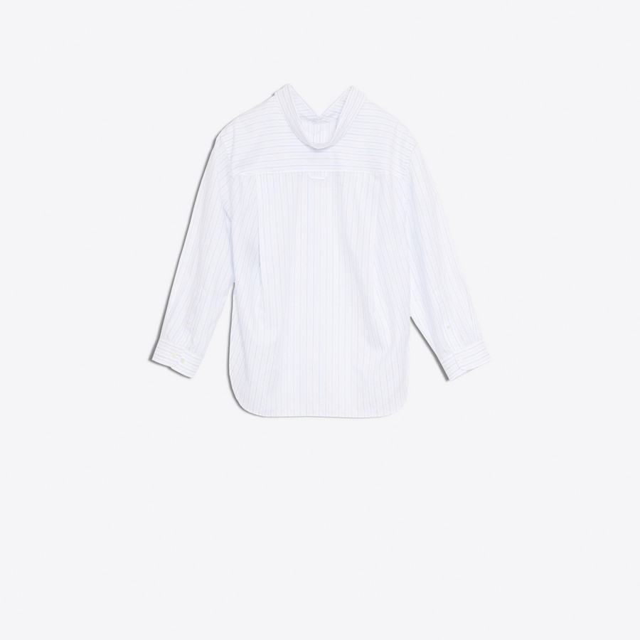 BALENCIAGA Swing Collar Shirt shirts Woman d
