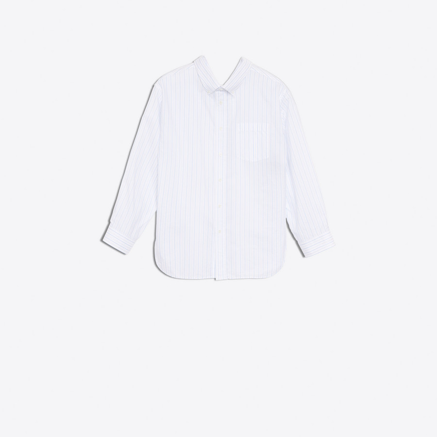 BALENCIAGA Swing Collar Shirt shirts Woman f