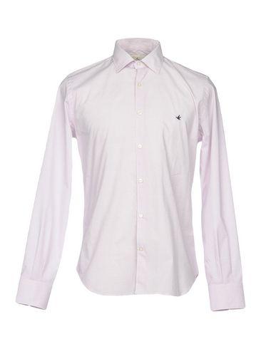 Фото - Pубашка от BROOKSFIELD цвет баклажанный
