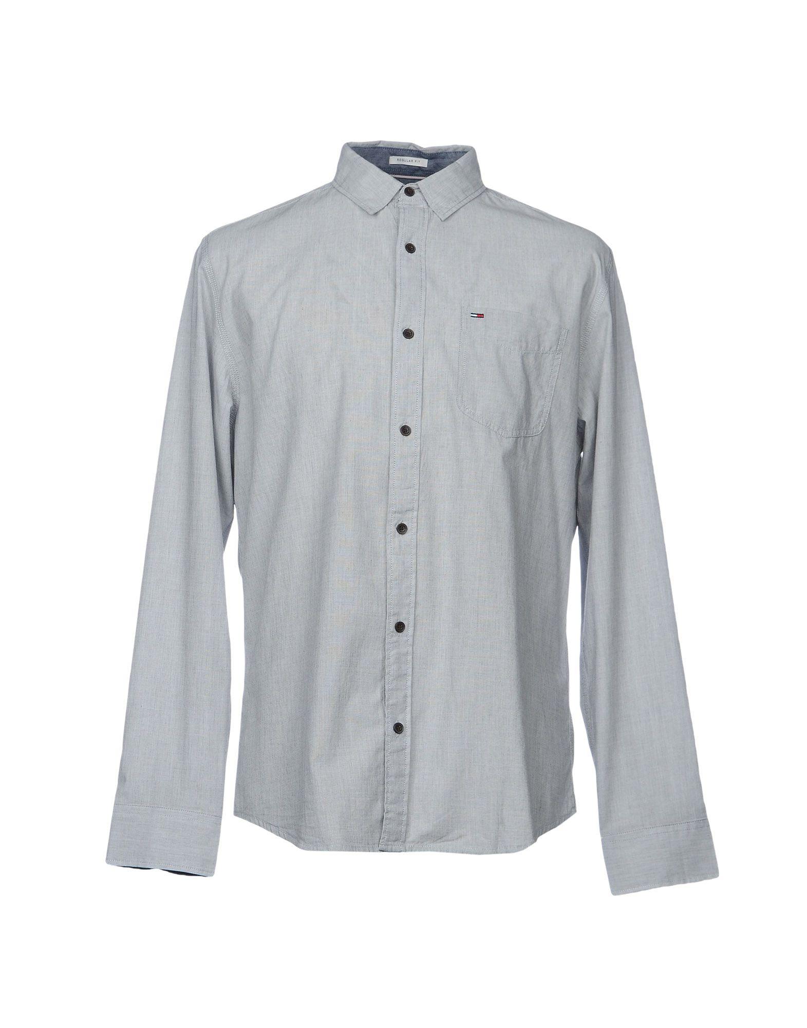 TOMMY HILFIGER DENIM Pубашка футболка tommy hilfiger denim tommy hilfiger denim to013ewtpb98