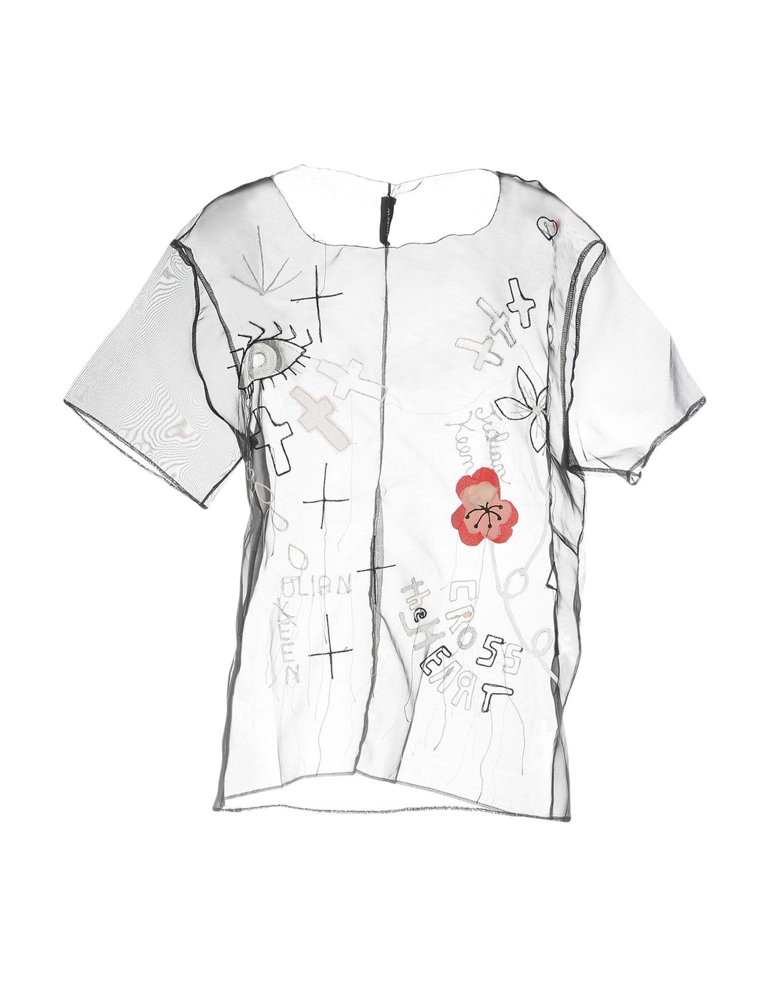 купить JULIAN KEEN Блузка дешево
