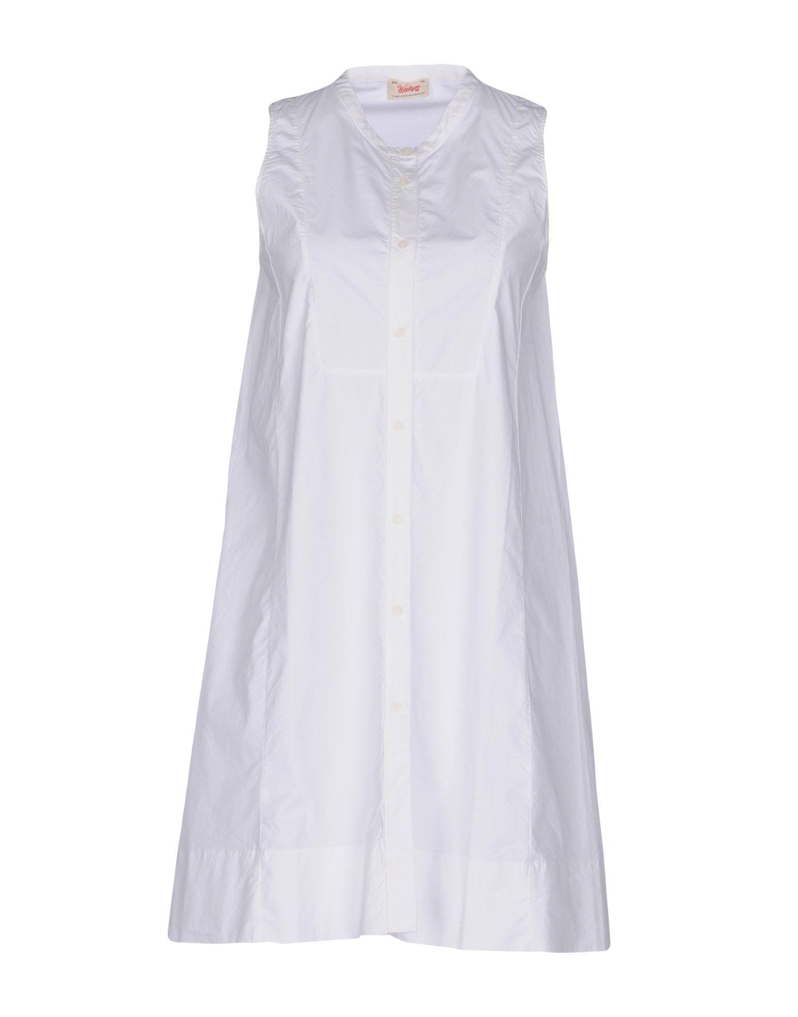 VINTAGE 55 Короткое платье цена 2017