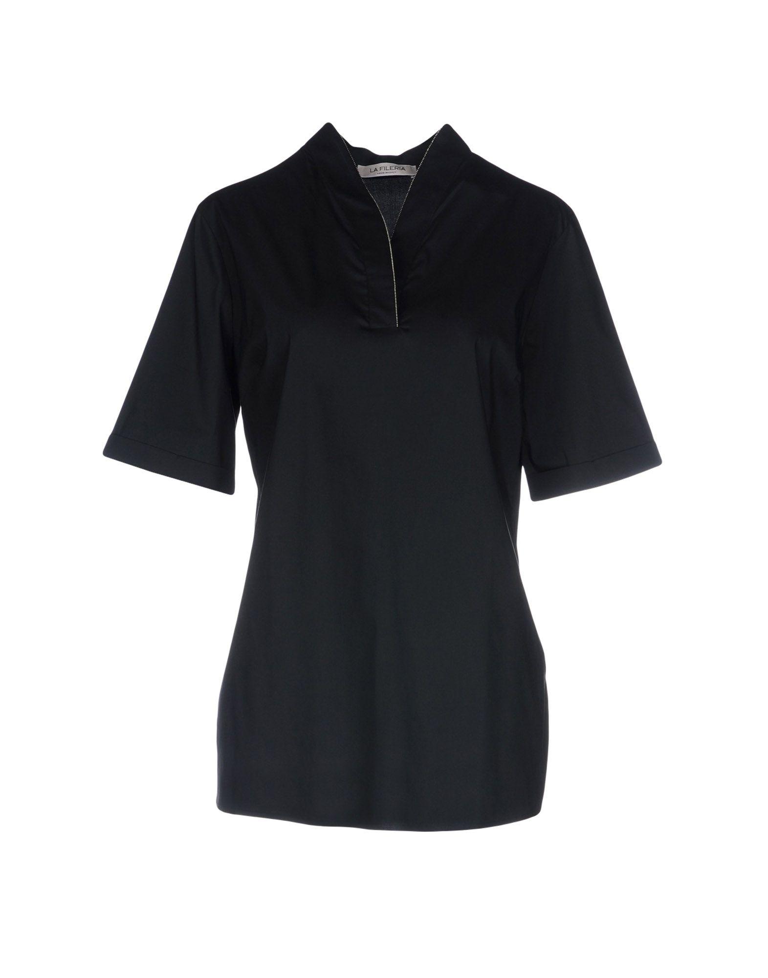 LA FILERIA Блузка la ligne блузка
