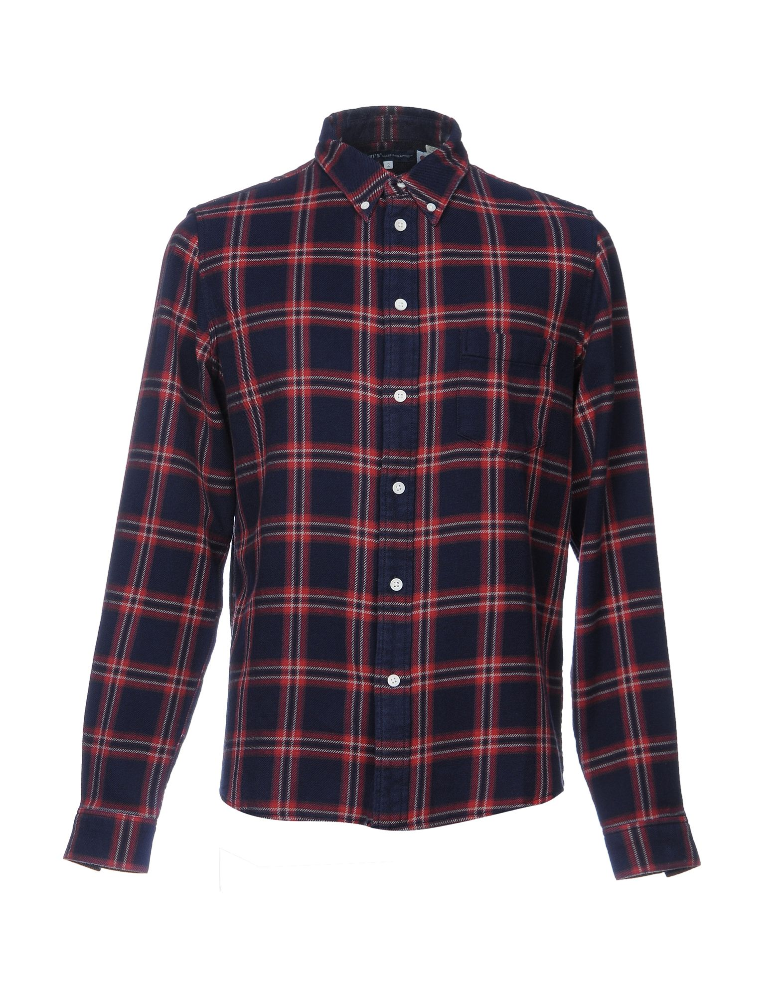 LEVI'S®  MADE & CRAFTED™ Pубашка managing projects made simple