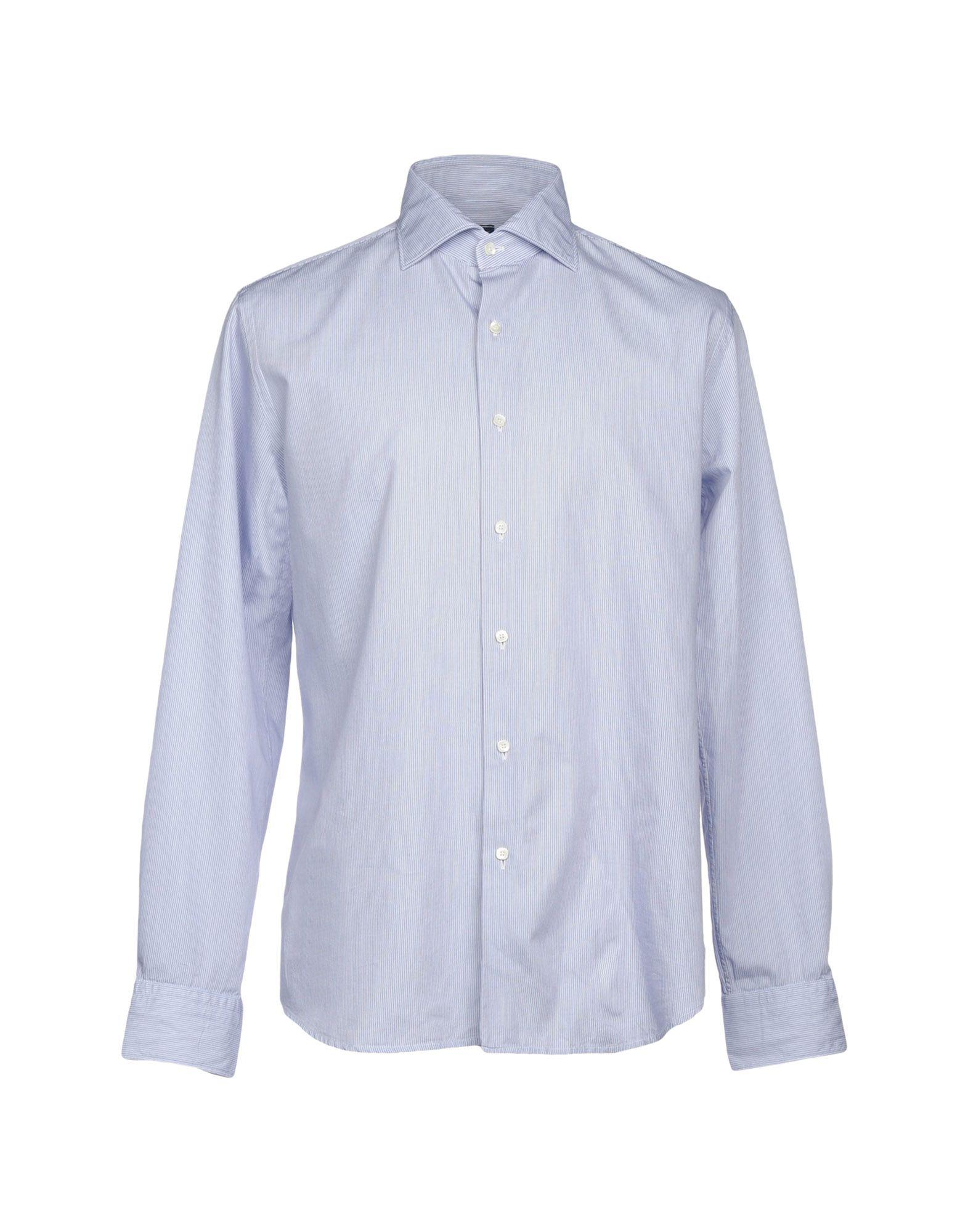 XACUS Herren Hemd Farbe Himmelblau Größe 9