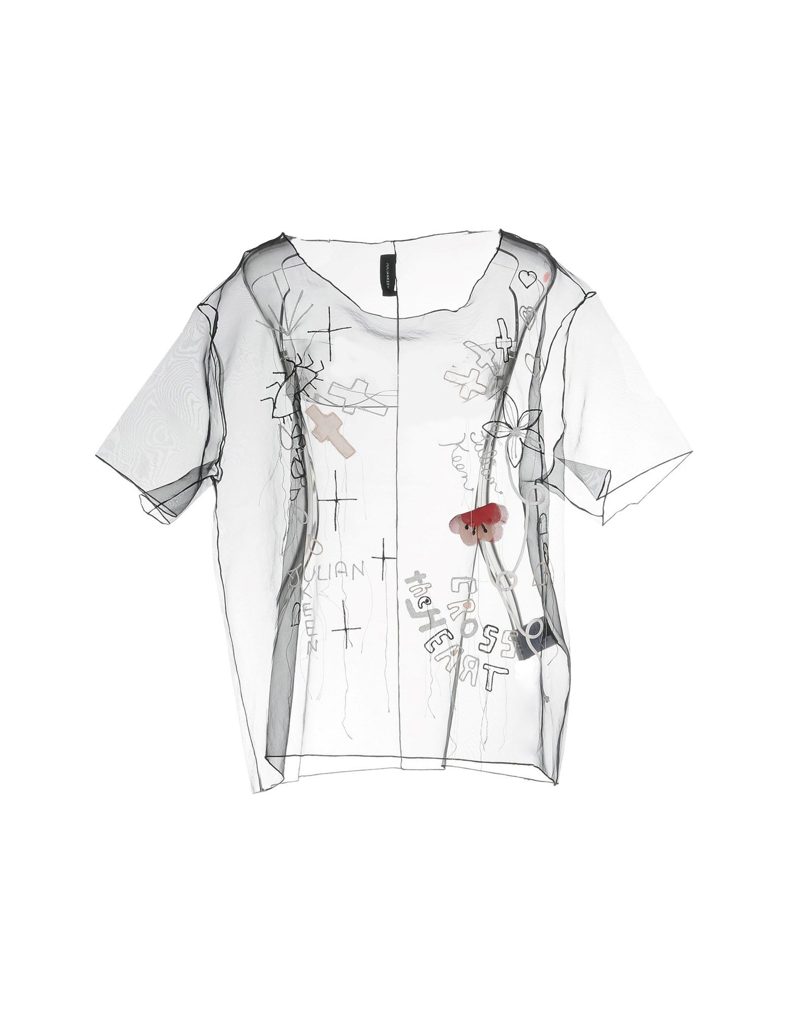 все цены на JULIAN KEEN Блузка