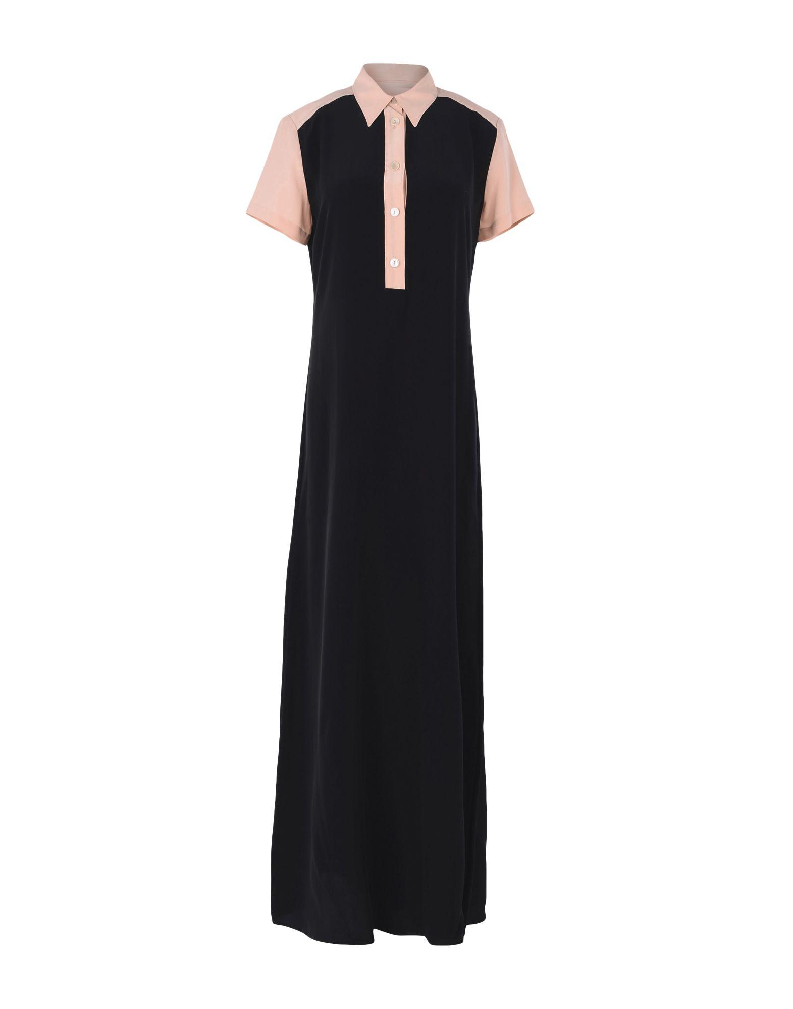 ATTIC AND BARN Damen Langes Kleid Farbe Schwarz Größe 6