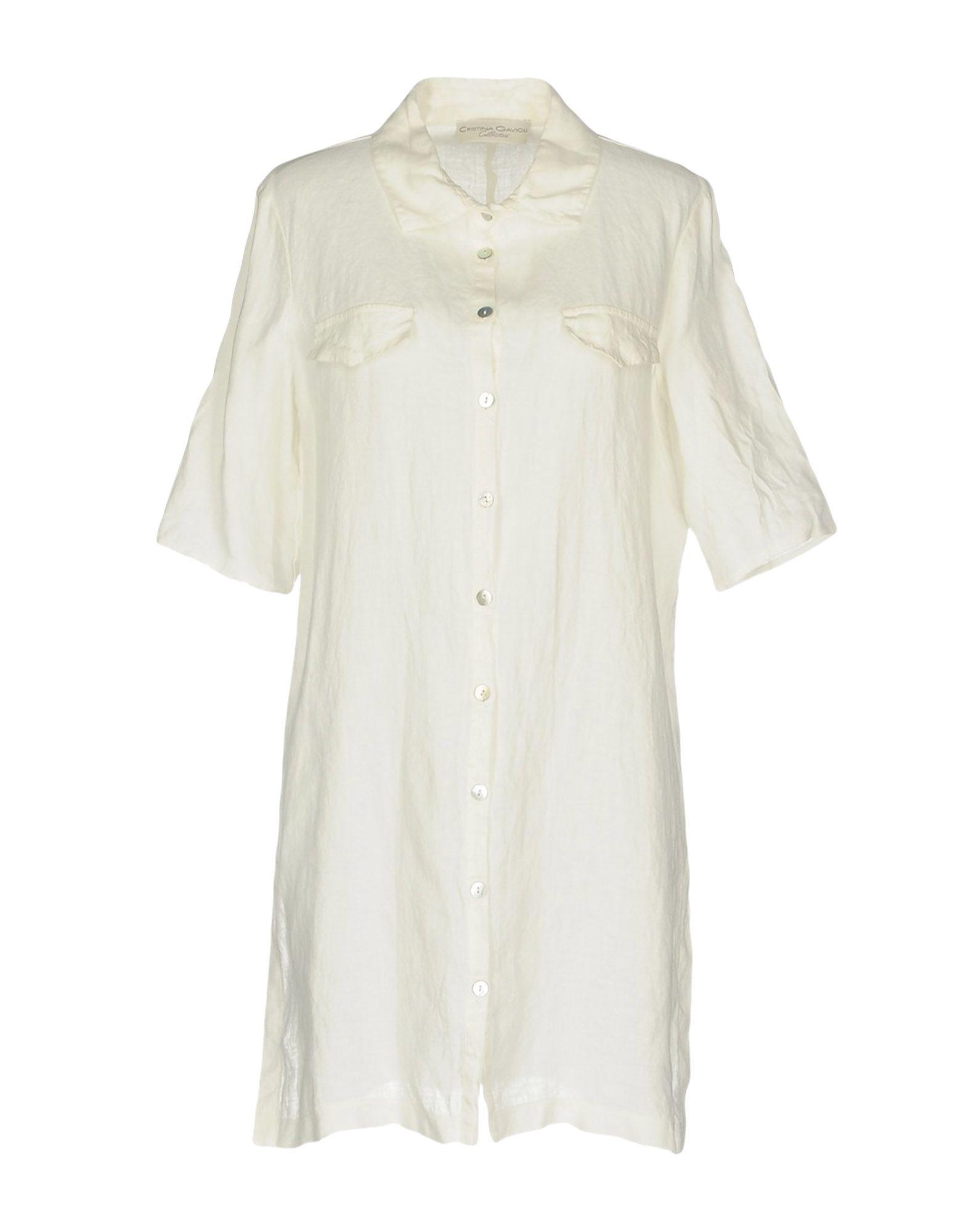 где купить CRISTINA GAVIOLI COLLECTION Pубашка по лучшей цене