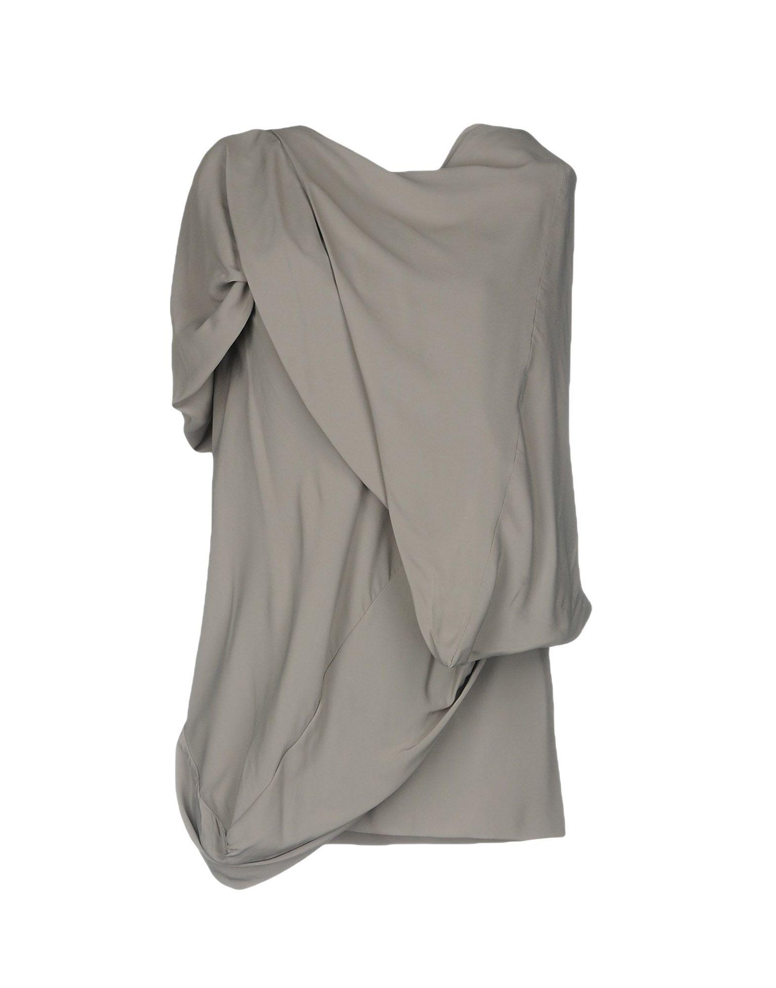 RICK OWENS Блузка блузка quelle rick cardona by heine 9251