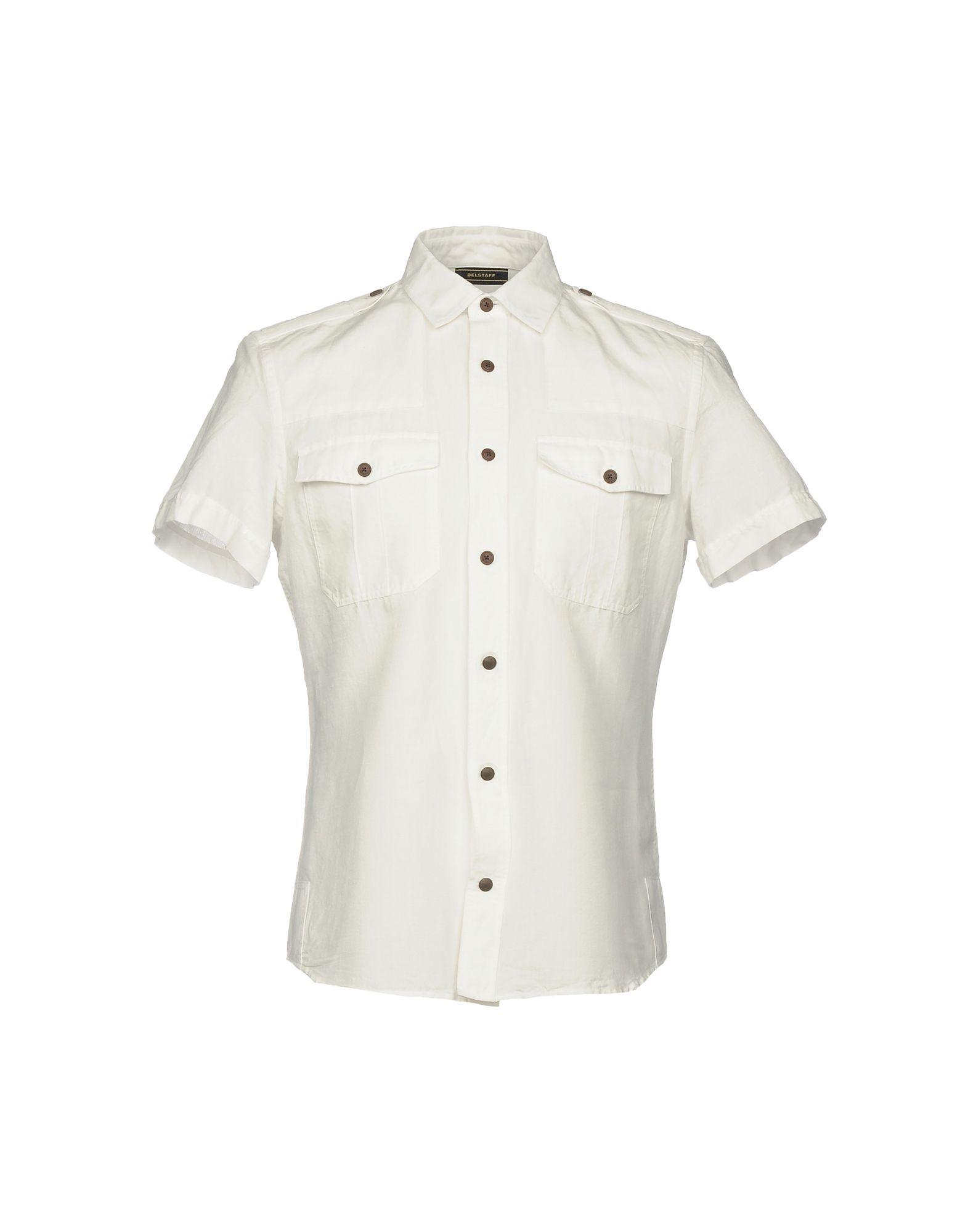 BELSTAFF Pубашка delusion pубашка